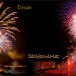Feu d'artifice à Saint-Jean-de-Luz et Ciboure
