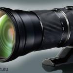 Objectif Tamron 150-600mm SP F/5-6.3 Di VC USD (Visuel officiel du site Tamron)