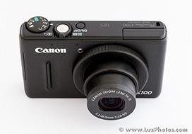 Canon PowerShot S100 - Erreur objectif - Zoom bloqué