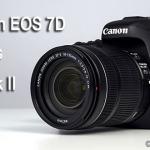 Canon EOS 7D Vs Canon EOS 7D Mark II