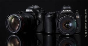 Appareil photo numérique reflex plein format Canon EOS 5Ds et 5Ds R (capteur 50 MP)