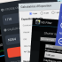 Applications Android de calcul d'exposition avec filtre ND