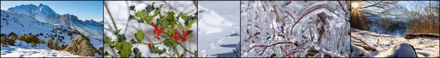 Stage photo d'hiver dans les Pyrénées