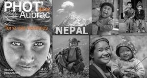 Diaporama sur le Népal présenté au festival phot'Aubrac
