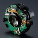 Les sigles et abréviations des stabilisations optiques par marque - Exemple de stabilisateur