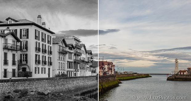 Conversion d'une photo couleur en noir et blanc dans Photoshop