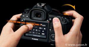 Canon EOS 5D Mark IV - Tableau comparatif avec le Canon EOS 5D Mark III