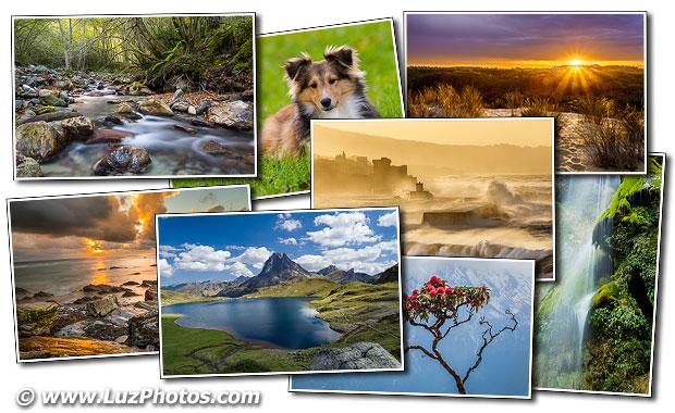 Tirages photos du blog Luzphotos : imprimer les photos de ma banque d'images (auteur Hervé Drouet)