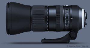 Nouveau TAMRON SP 150-600mm F/5-6.3 Di VC USD G2
