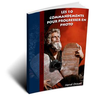 """Guide gratuit """"Les 10 commandements pour progresser en photo"""" à télécharger sur le blog LuzPhotos (au format pdf)"""