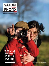 Invitation gratuite pour le Salon de La Photo de Paris - Affiche officielle du salon édition 2016