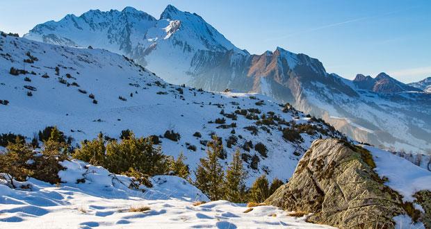 Stage photo d'hiver dans les Pyrénées - Janvier 2017