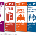 Les livres de la collection Checklist par Joëlle Verbrugge