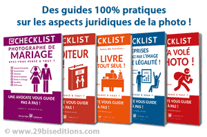 Les livres de la collection checklist de Joëlle Verbrugge : des guides 100% pratique