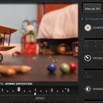 Simulateur d'appareil photo numérique (APN) Canon - Réglages