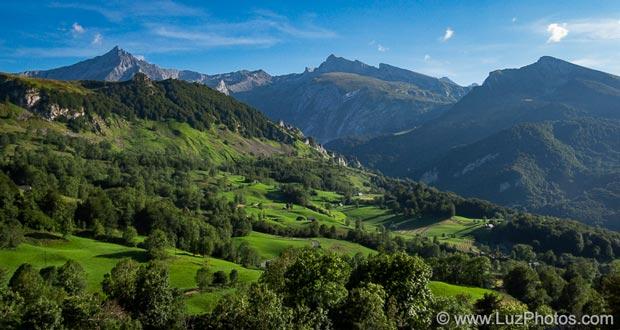 Stage photo nature dans les Pyrénées à Arbéost (Hautes-Pyrénées) - Juillet 2017