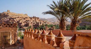 Voyage photo au Maroc - Aït-ben-Haddou