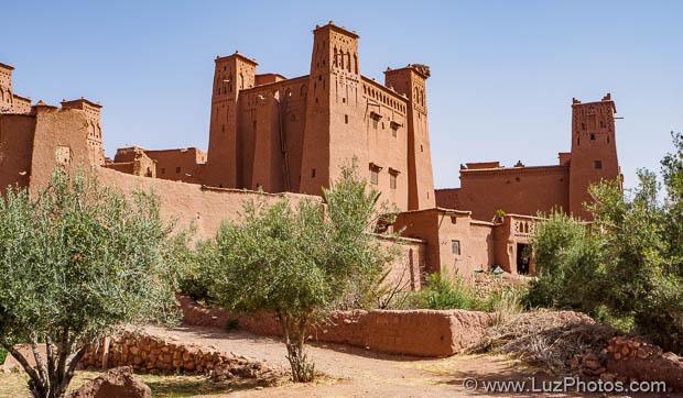 Voyage photo au Maroc - Ksar d'Aït-ben-Haddou