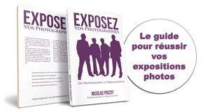 Idée cadeau pour un photographe : un livre pour réussir vos expositions photos
