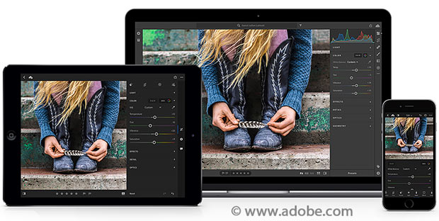 Fin de Lightroom sans abonnement : le nouveau Lightroom CC