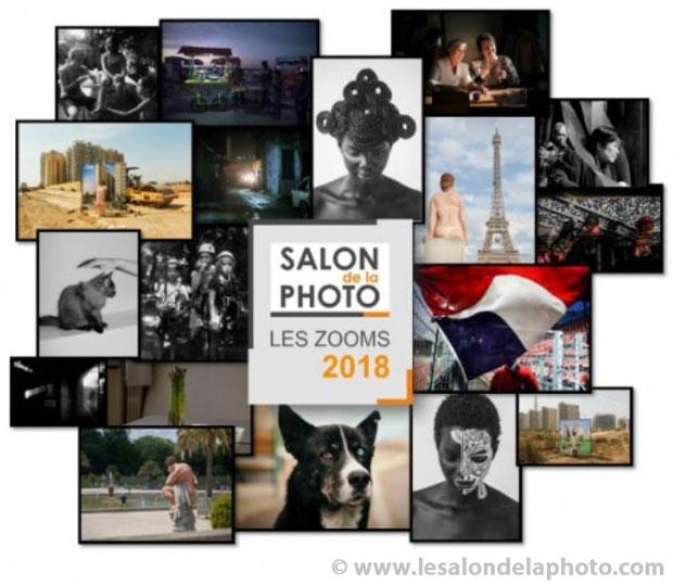 Salon de la Photo de Paris - Les zooms 2018