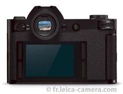 Confort de visée - Le grossissement d'un viseur : photo du Leica SL