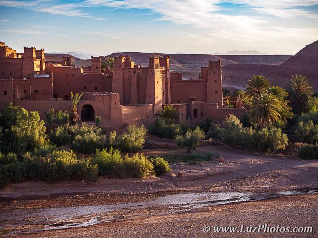 Voyage photo dans le sud du Maroc - Ksar d'Aït-ben-Haddou