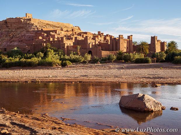 Voyage photo sud Maroc - Ksar d'Aït-ben-Haddou