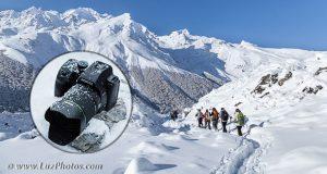 Photo en hiver : protéger son matériel photo contre le froid et les intempéries