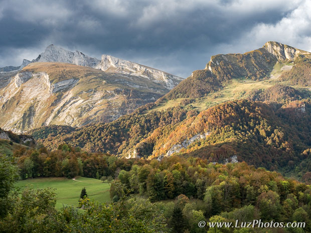 Stage photo nature sur le thème de l'automne dans les Pyrénées - octobre 2019