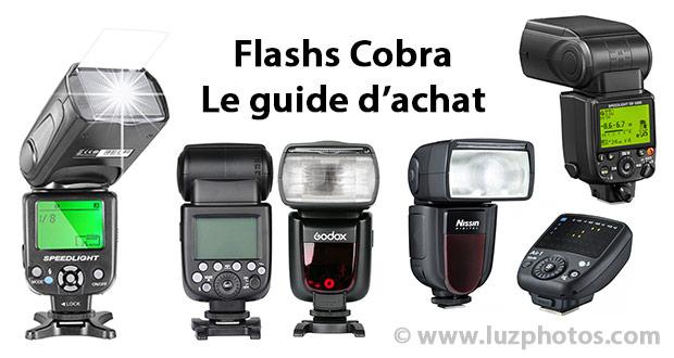 Bien choisir un flash cobra - Le guide d'achat du blog LuzPhotos