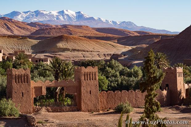 Voyage photo dans le sud marocain - Aït-ben-Haddou