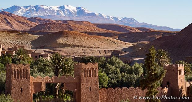 Voyage photo dans le sud du Maroc - Aït-ben-Haddou