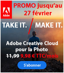 Adobe Creative Cloud pour la photo avec LuzPhotos